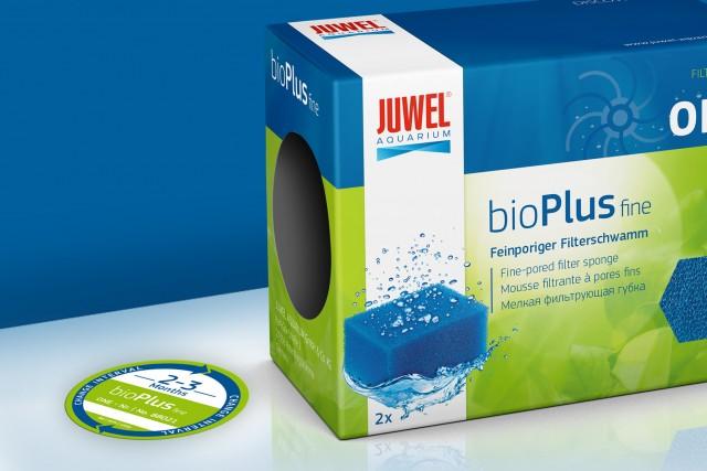 Verpackung von feinporigen Filterschwämen von Juwel Aquarium, Packaging Design von Redeleit und Junker
