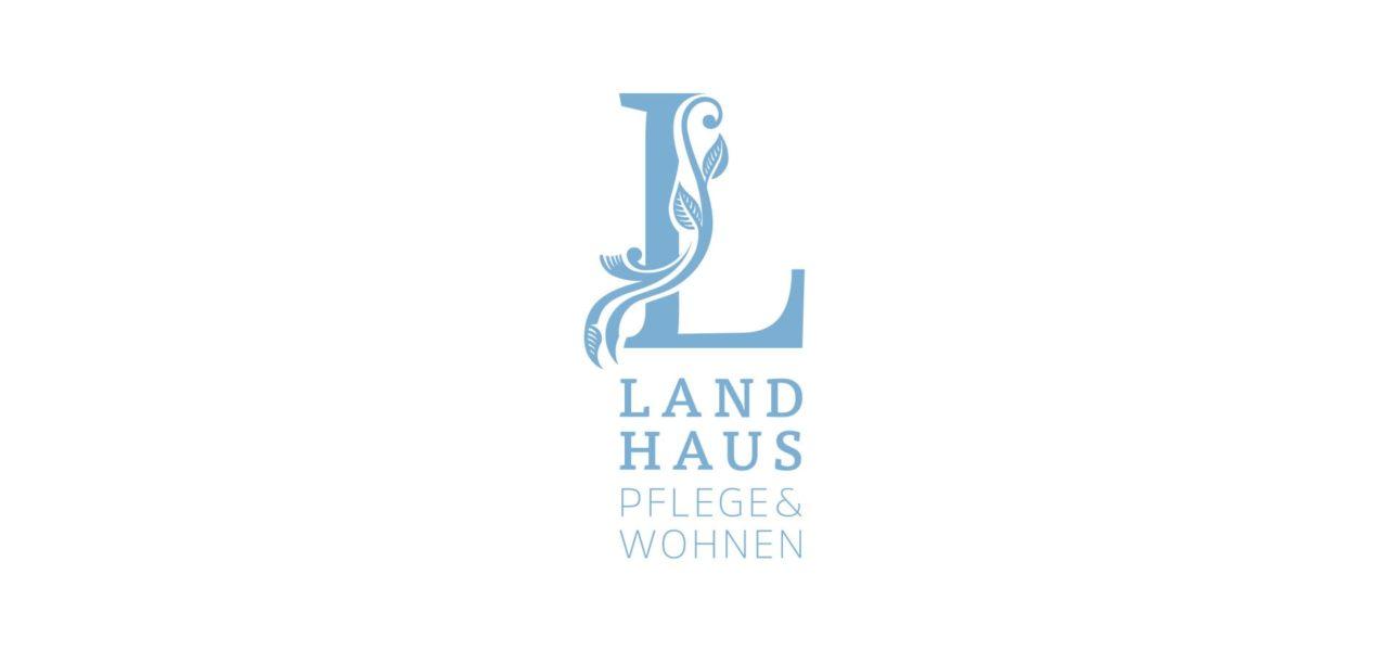 Logo Design Landhaus Pflege und Wohnen von Redeleit und Junker