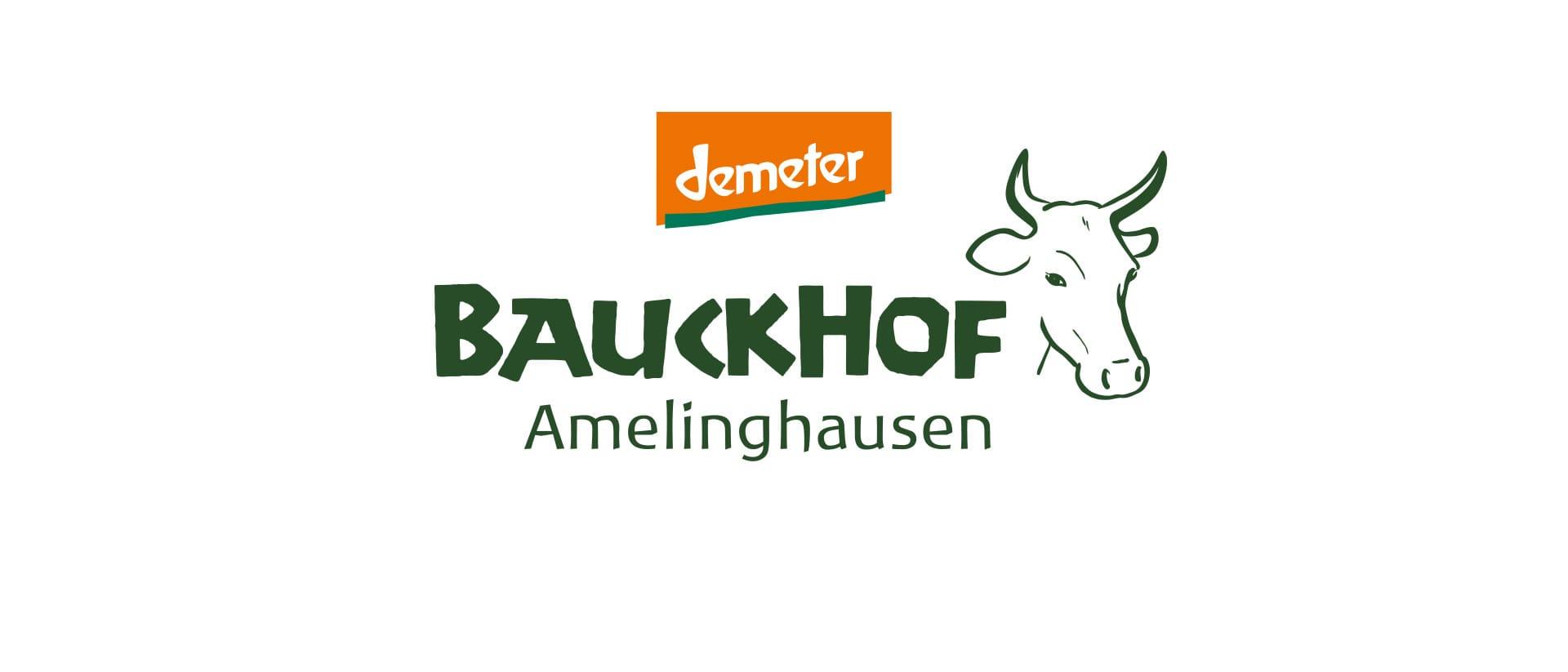 Logo Bauckhof Amelinghausen von Redeleit und Junker
