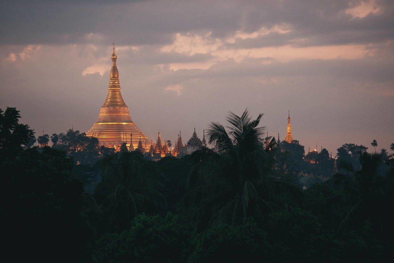Myanmar budstischer Tempel Fotostory von Nils Junker