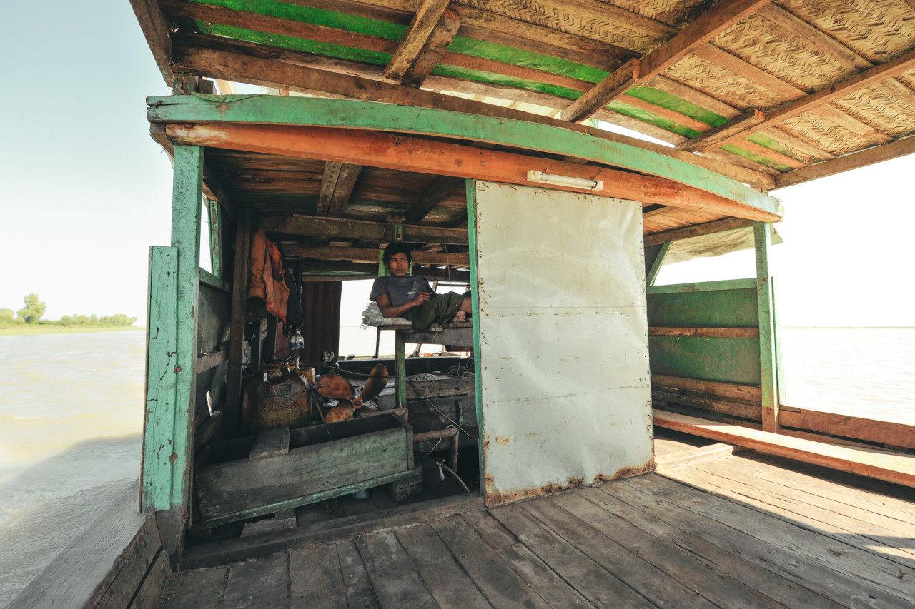Inneneinrichtung Boot Fotostory von Redeleit und Junker