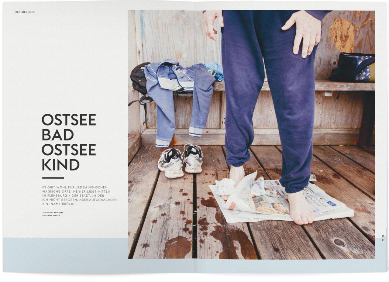 Bericht Ostsee Kind