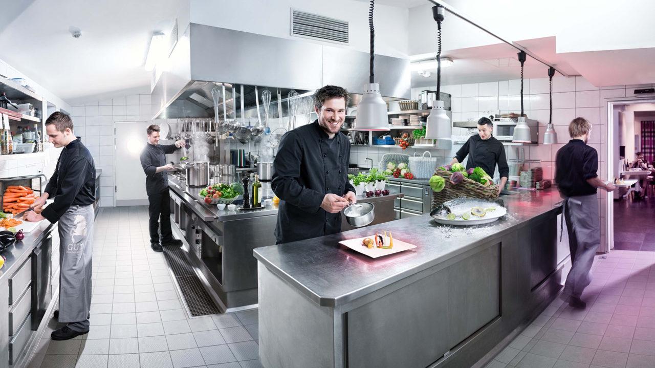 Küche mit Tim Matthiesen
