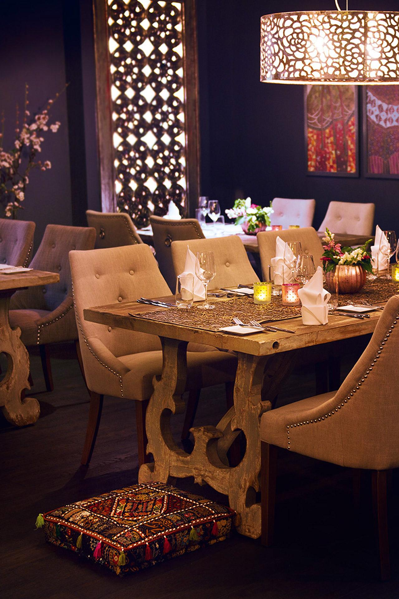 Restaurant Gut Evening